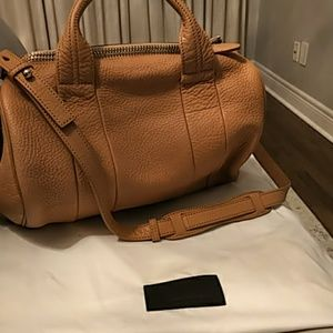 NEW Alexander Wang Rocco bag (used once!)